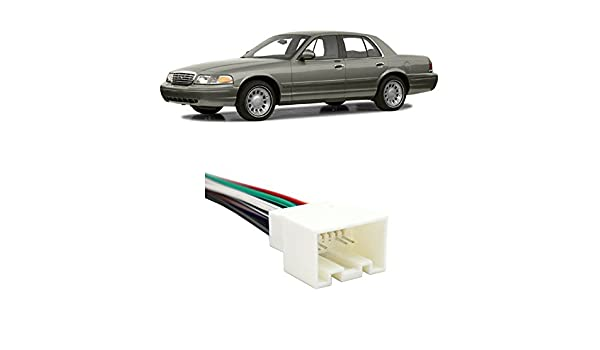 Amazon Com Fits Ford Crown Victoria 1998 2002 Factory To