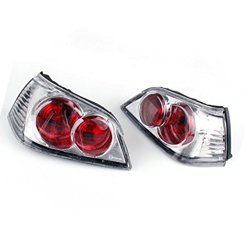 (Trunk Turn Signal Tail Light Lens Cover For Honda Goldwing GL1800 2001-2012)