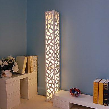 Ww Stehleuchte Kreative Stehleuchte Home Design Minimalistische Moderne Stehlampe Schlafzimmer Wohnzimmer Nachtlicht Geschnitzte Schatten Stehlampe Amazon De Sport Freizeit