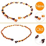 Minetom Amber Necklace (Unisex), Certified