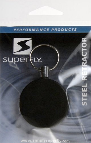 Superfly Steel Retractor Med Blk - A-RET-10 by Superfly