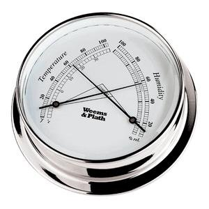 Weems & Plath Endurance Collection 125 Comfortmeter (Chrome) by Weems & Plath