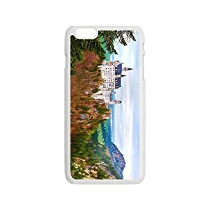 The Beautiful Castle Hight Quality Case for Iphone 6