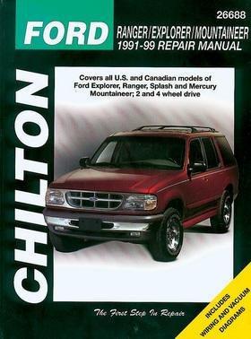 ford ranger 1996 parts - 1