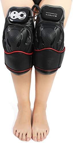 膝ラップマッサージ、膝の痛みを軽減するための膝関節理学療法マッサージ振動加熱マッサージ機(US)