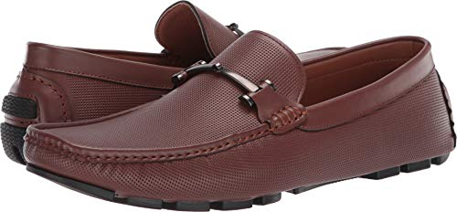Unlisted by Kenneth Cole Men's Hope Driver D Driving Style Loafer Cognac 10.5 M US