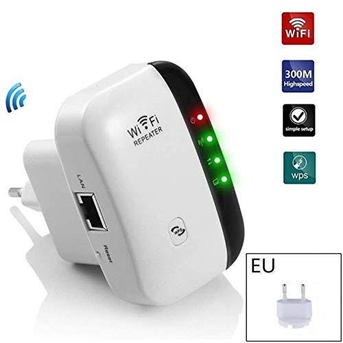 Wi-Fi Range Extender 300mbps Wireless Repeater Wifiblast Amplifier WiFi Boosters