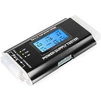 Digiflex ATX Testeur d'alimentation électrique 20 24 broches SATA LCD diagnostic PSU
