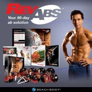 RevAbs: 90 Day Six-Pack Ab Solution Workout DVD Program