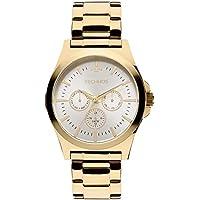 Relógio Technos Feminino Ref: 6p29aji/4k Multifunção Dourado