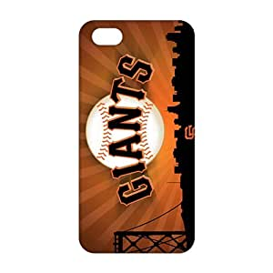 3D Case Cover SF Giants Phone Case for iPhone 5s