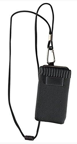 STYLISCHE HANDYSOCKE / Handyschutz / Handyhülle - verschiedene Farben verfügbar (03 schwarz)