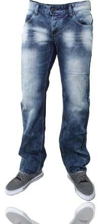 Dinamit Men's Modern Fit with Vintage Look Jeans