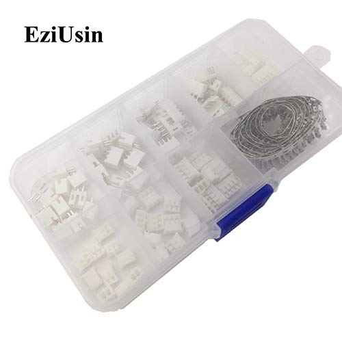 Price comparison product image Accessories Connectors 230pcs PH2.0 2p 3p 4p 5 pin 2.0mm Pitch Terminal Kit / Housing / Pin Header JST Connector Wire Connectors Adaptor PH Kits