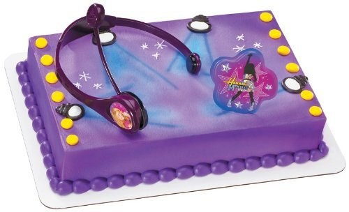 Hannah Montana Rock Star Cake Set by DecoPac