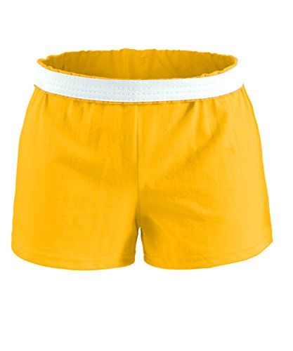 Soffe Juniors Athletic Short, Aspen Gold, X-Small