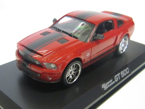 1/43 フォード シェルビー GT500 スーパースネーク 完成品