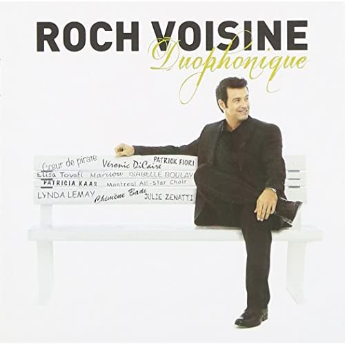 ROCH VOISINE: Duophonique (Audio CD)