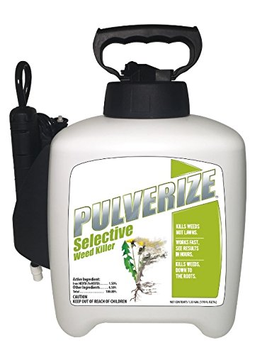 Pulverize PZSPS133 Selective Weed Killer 1.33g with Sprayer