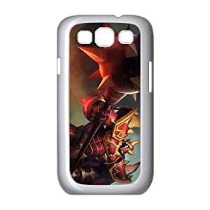 Samsung Galaxy S3 9300 Cell Phone Case White League of Legends Dragon Knight Mordekaiser GYV9418334