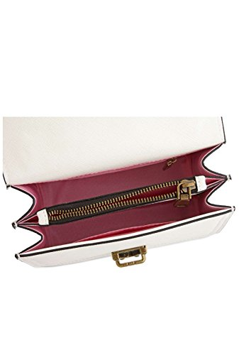 ESSENTIEL ANTWERP - ESSENTIEL ANTWERP donna borsa a tracolla bianco PAMORE SHOULDER OW01 - 26407