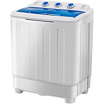 Amazon Com Della Small Compact Portable Washing Machine