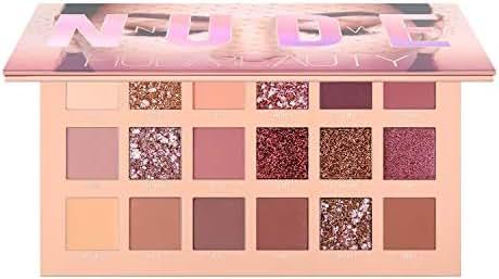 Eyeshadow: Huda Beauty The New Nude Eyeshadow Palette