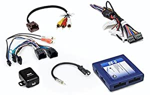 PAC OS5 PAC Radio Replacement interface with OnStar retention