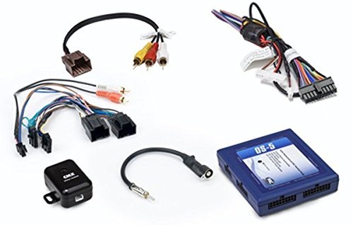 - PAC OS5 OS-5 Radio Replacement Interface with Onstar Retention