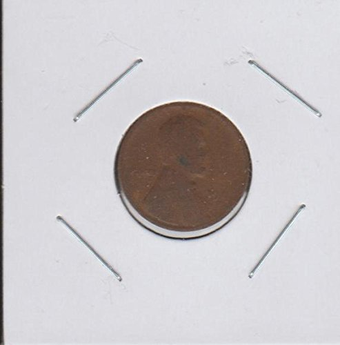 1911 D Lincoln Wheat (1909-1958) Penny Good
