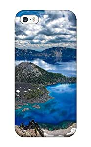 Best For Iphone Case, High Quality Crater Lake Oregon For Iphone 5/5s Cover Cases 9873813K16738773
