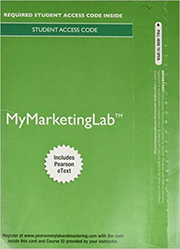 Amazon mymarketinglab with pearson etext access card for mymarketinglab with pearson etext access card for marketing an introduction 13th edition fandeluxe Image collections