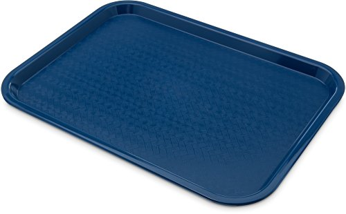 Blue Tray Cafeteria - Carlisle CT121614 Café Standard Cafeteria / Fast Food Tray, 12