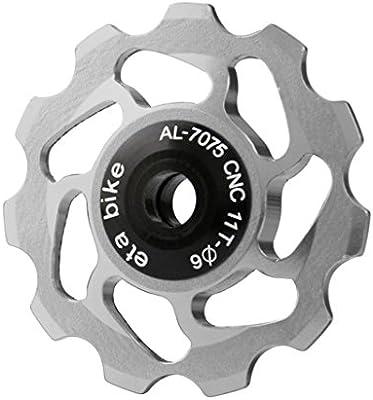 Cerámica Y56 11T rodamiento rueda Jockey desviador polea para bicicleta de carretera de bicicleta