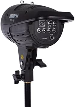 Fovitec StudioPRO 100W//s Monolight Strobe Boom Arm With 20x28 Softbox Kit