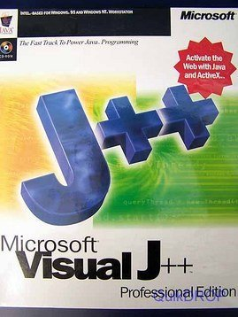 Microsoft Visual J++ Professional Edition