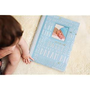Lil Peach First 5 Years Dream Big Wordplay Baby Memory Book...