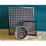 Intumescent Block Grills - 300 x 300 by FirePlug