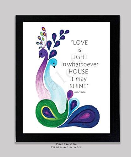 Bahai House - Bahai Quote