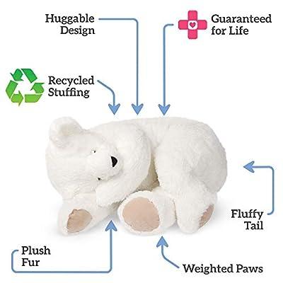 Vermont Teddy Bear Giant Teddy Bear - Oversized Stuffed Animal, Lovey Buddy, 3 Foot: Toys & Games