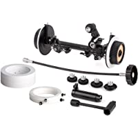 Wooden Camera UFF-1 Universal Follow Focus for 15mm LW, 15mm Studio and 19mm Rods, Pro