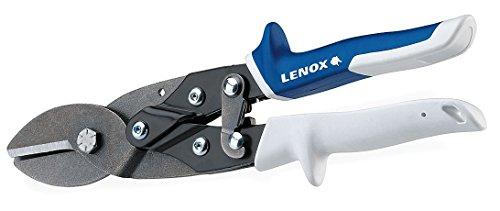 3-Blade Sheet Metal Crimper 1-1//2 in Jaw LENOX