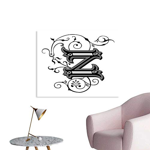 italian alphabet poster - 3