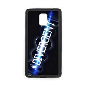 Fayruz- Personalized Divergent Protective Hard Rubber Phone Case for Samsung Galaxy Note 4 Note4 Cover I-N4O563