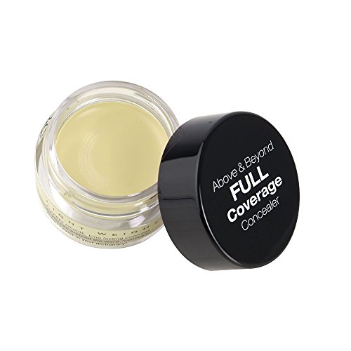 (NYX Professional Makeup Concealer Jar, Yellow, 0.25 Ounce)