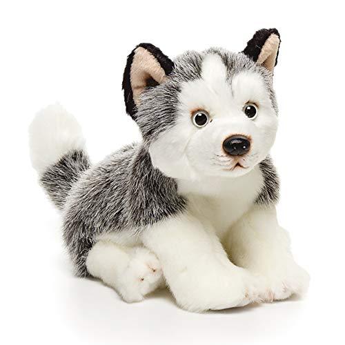 Nat and Jules Alert Small Husky Dog Children's Plush Stuffed Animal Toy