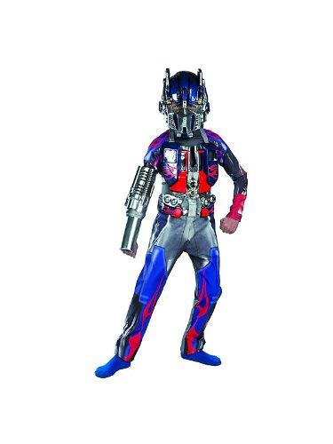 Child Transformers Optimus Prime Deluxe Costume