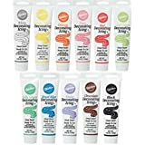 Wilton Master Set of all 11 Ready-To-Use Icing Tube Colors (4.25 oz.Tubes)