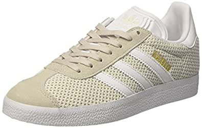 Adidas - Gazelle W - BB5178 - Color: White - Size: 5.5