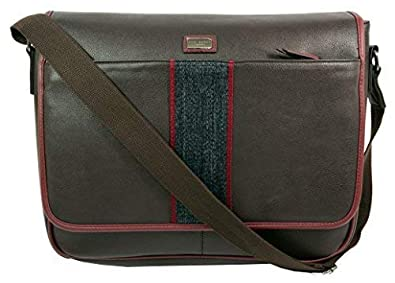 4a801fb2e8718 Ted Baker Smithy Webbing Despatch Bag Chocolate Brown  Amazon.co.uk ...